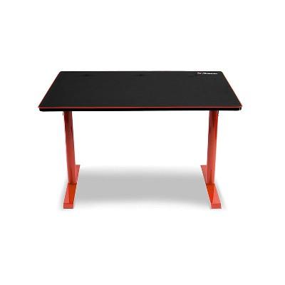 Arozzi Arena Leggero Compact Gaming Desk - Red (ARENA-LEGGERO-RED)