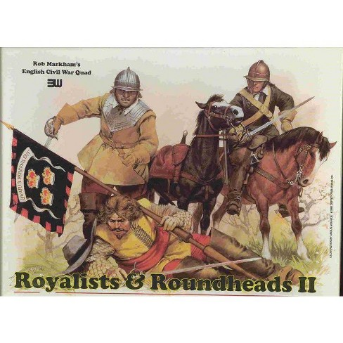 Royalists & Roundheads II Board Game - image 1 of 1