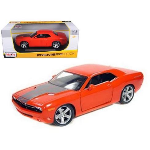 2006 Dodge Challenger Concept Car Orange 1 18 Target