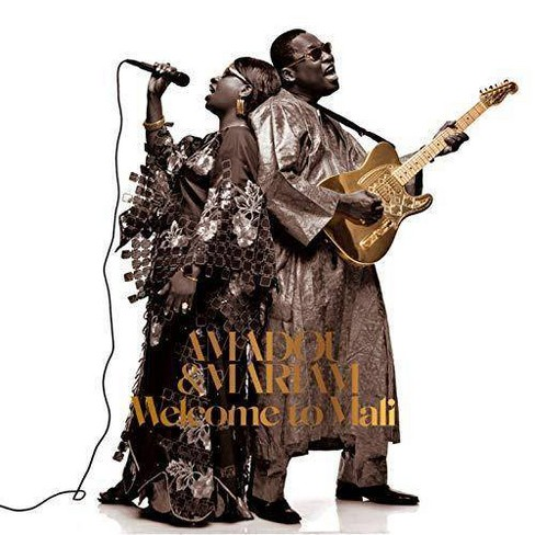 Amadou  &  Mariam - Welcome to Mali (CD) - image 1 of 1