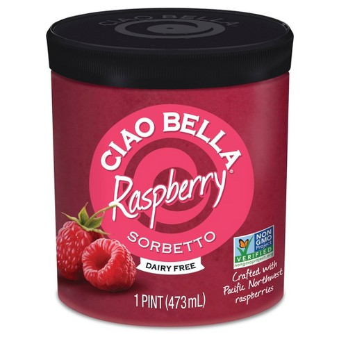 Cia Bella Raspberry Sorbetto - 16oz - image 1 of 1