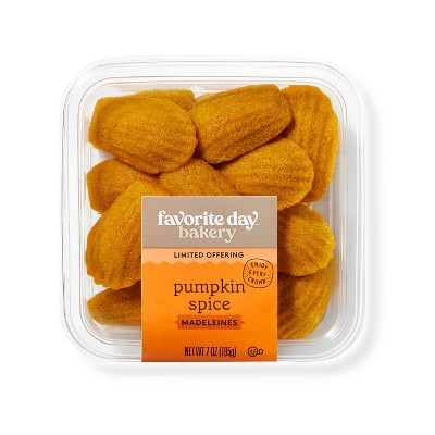Pumpkin Spice Madeleines - Favorite Day™
