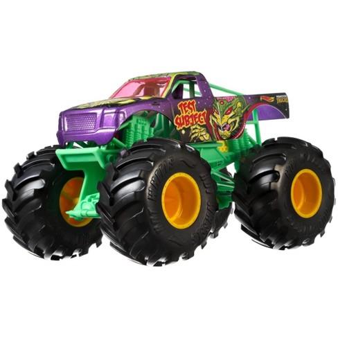 Hot Wheels Monster Trucks Test Subject Vehicle Target