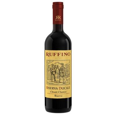 Ruffino Riserva Ducale Chianti Classico DOCG Italian Red Wine - 750ml Bottle
