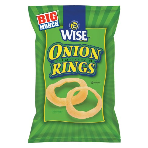 Wise Onion Flavored Rings - 2oz - image 1 of 1