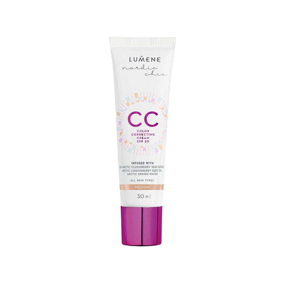 Image of Lumene CC Medium Cream - SPF 20 - 30ml