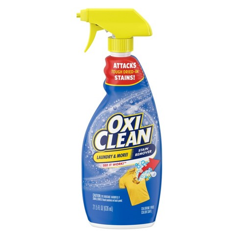 OxiClean Laundry Stain Remover Spray - 21.5 fl oz - image 1 of 4