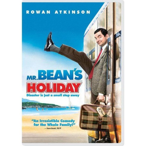Mr. Bean's Holiday (DVD) - image 1 of 1