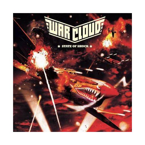 War Cloud - State Of Shock (CD) - image 1 of 1