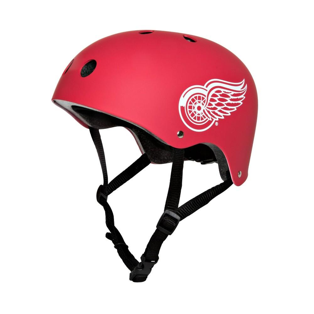 Nhl Detroit Red Wings Youth Multi Sport Helmet
