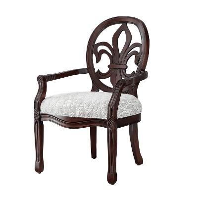 Bradford Accent Chair Espresso - Powell Company