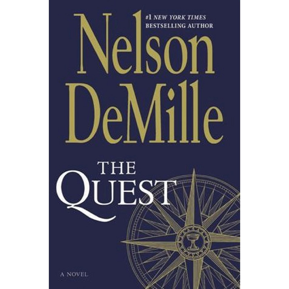 The Quest (Hardcover), Books