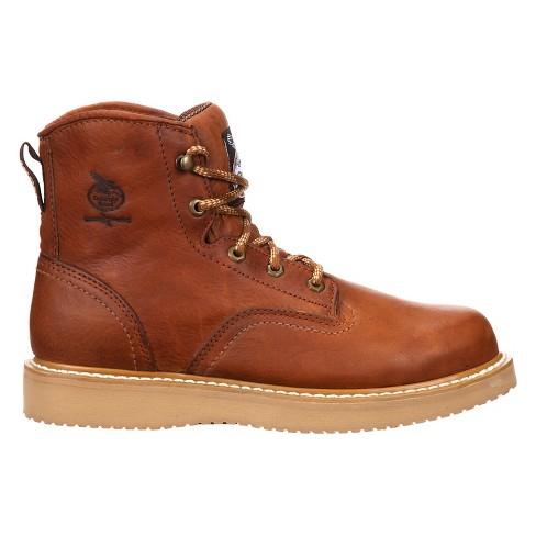 98df740132b Georgia Boot® Men s Wedge Boots - Barracuda Gold   Target