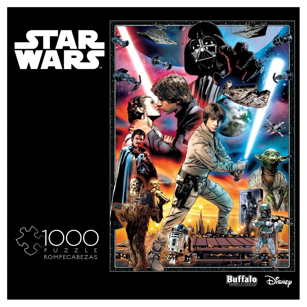 You'll Find I'm Full of Surprises Star Wars Luke Skywalker 1000pc Puzzle