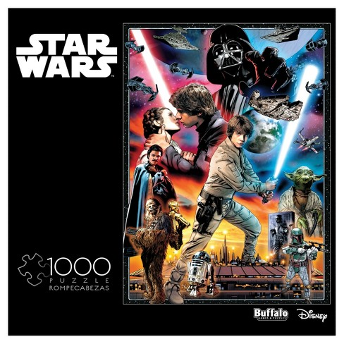 Buffalo Games Star Wars: You'll Find I'm Full Of Surprises Puzzle 1000pc - image 1 of 3
