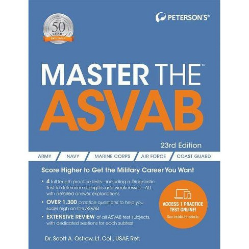 Master the ASVAB - 23(Paperback)