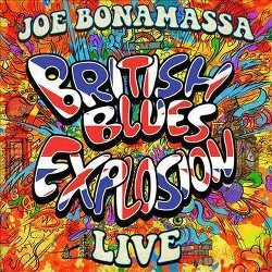 Joe Bonamassa - British Blues Explosion Live (CD)
