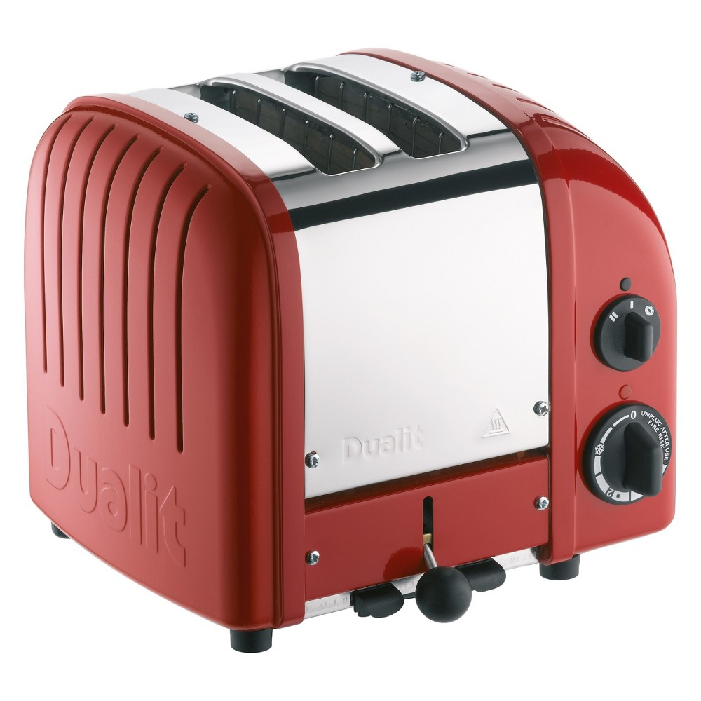 Dualit NewGen 2 Slice Toaster Red – 20294 53801883