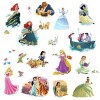 """RoomMates Disney Princesses """"Dream Big"""" Peel and Stick Wall Decal 4 Sheets - image 3 of 3"""