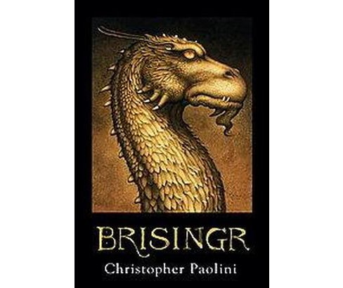 Brisingr ( Inheritance Cycle) (Hardcover) by Christopher Paolini - image 1 of 1