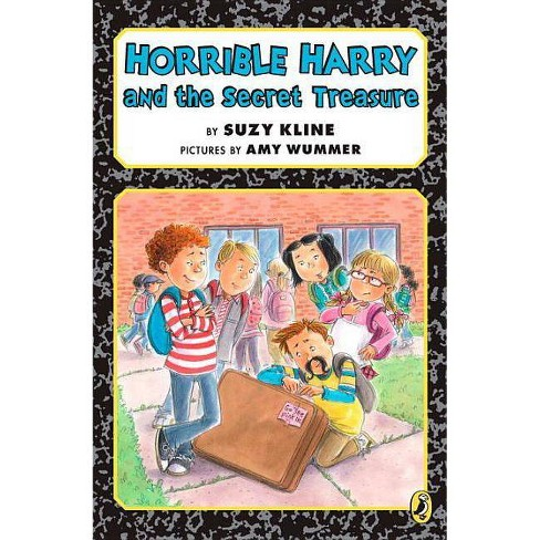 Horrible Harry and the Secret Treasure - by  Suzy Kline (Paperback) - image 1 of 1