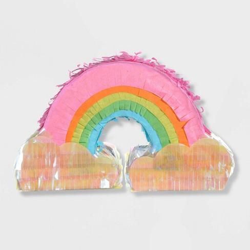 "7.5"" Mini Rainbow Pinata - Spritz™ - image 1 of 2"