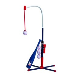 Franklin Sports MLB 2 in 1 Grow With Me Batting Tee