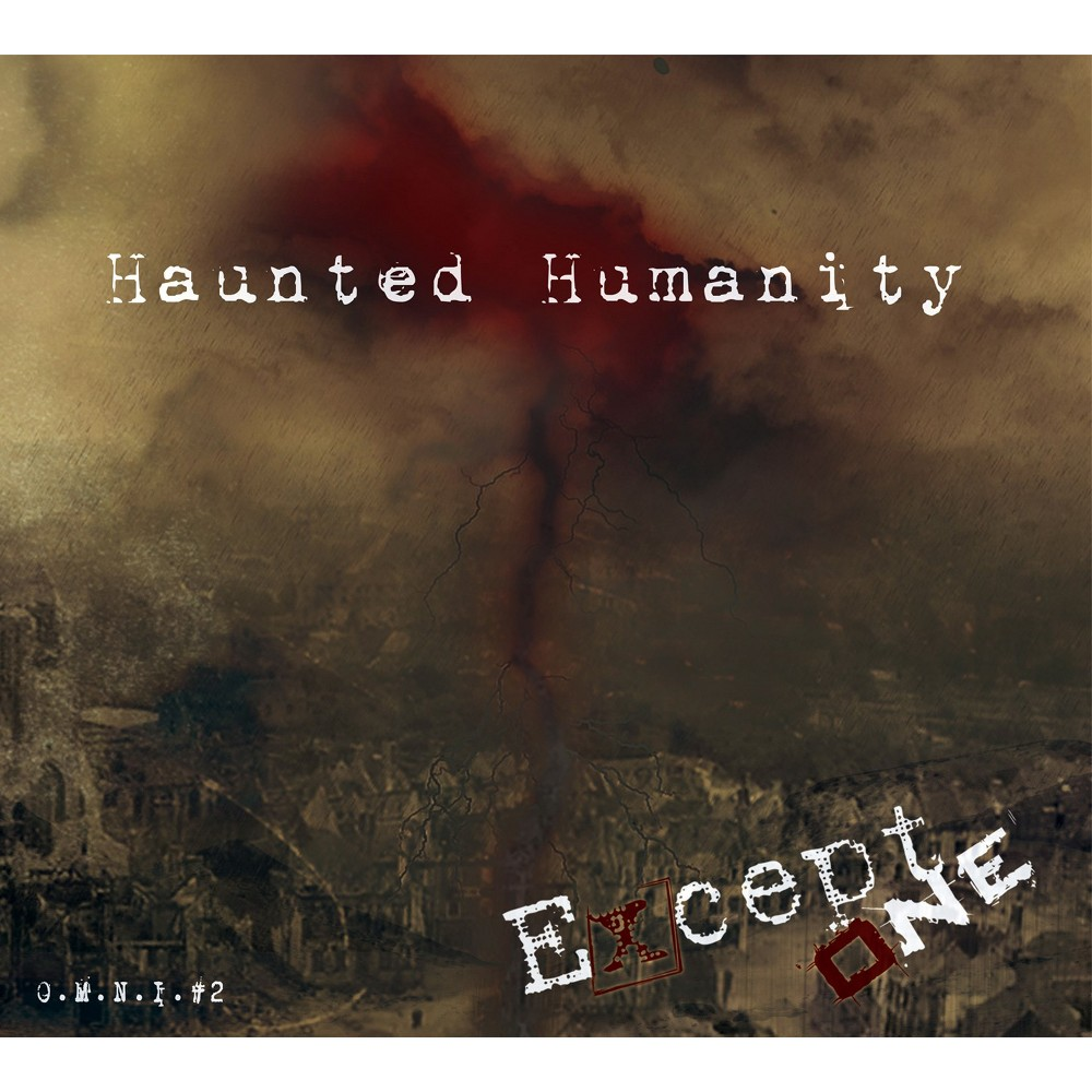 Except One - Haunted Humanity (CD)