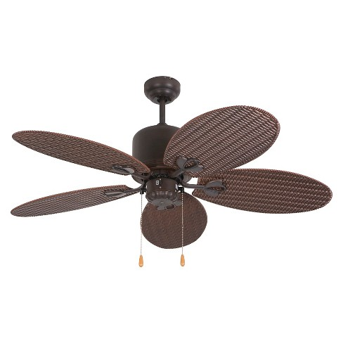 "Yosemite 48"" Ceiling Fan No Light - Oil Rubbed Bronze - image 1 of 5"