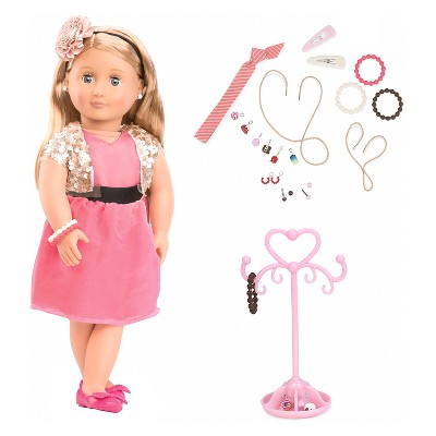 Our Generation Jewelry Doll - Audra