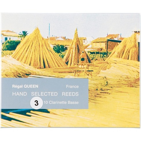 Rigotti Queen Reeds for Bass Clarinet - image 1 of 3