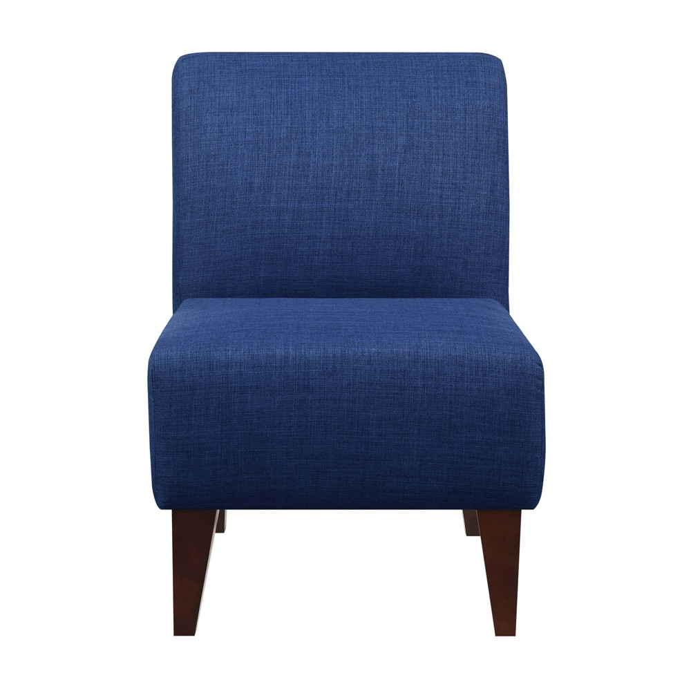 North Accent Slipper Chair Blue - Picket House Furnishings