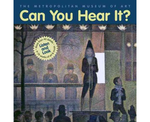 Can You Hear It? -  by William Lach (School And Library) - image 1 of 1