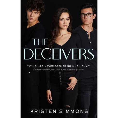 The Deceivers - (Vale Hall, 1) by  Kristen Simmons (Paperback) - image 1 of 1