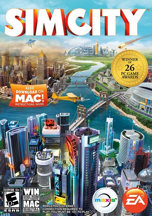SimCity - PC Game (Digital) - image 1 of 1