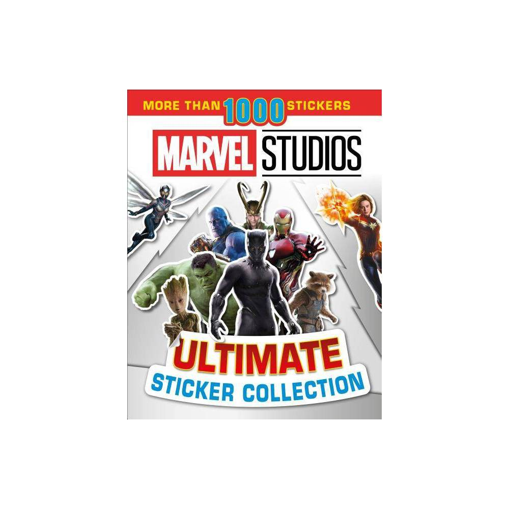 Marvel Studios Ultimate Sticker Collection : With More Than 1000 Stickers - (Paperback)