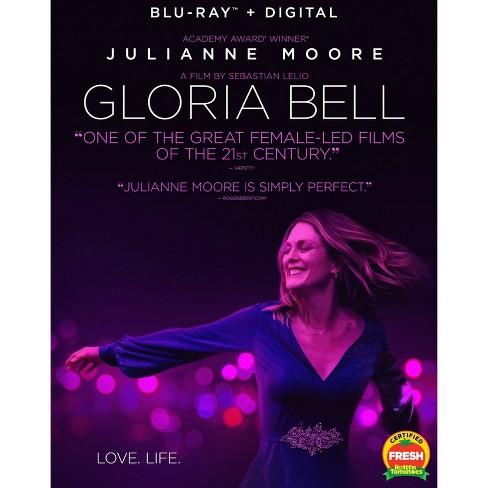 Gloria Bell (Blu-ray + Digital) - image 1 of 1
