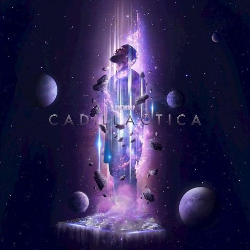 Big k.R.I.T. - Cadillactica (CD) - image 1 of 2