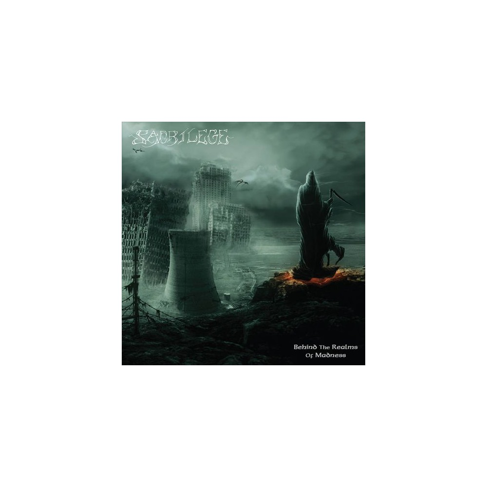 Sacrilege - Behind The Realms Of Madness (Vinyl)