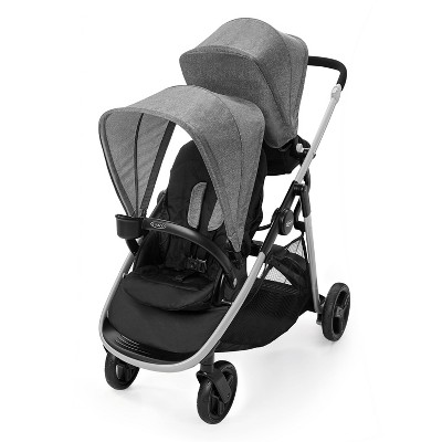 Graco Ready2Grow 2.0 Double Stroller - Perkins