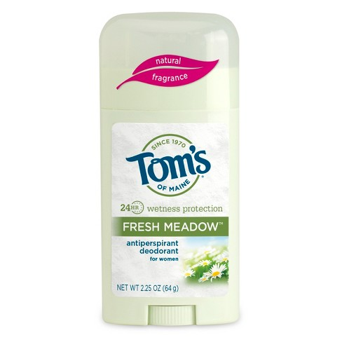 Tom's of Maine® Fresh Meadow Scent Antiperspirant Deodorant Stick for Women - 2.25oz - image 1 of 1
