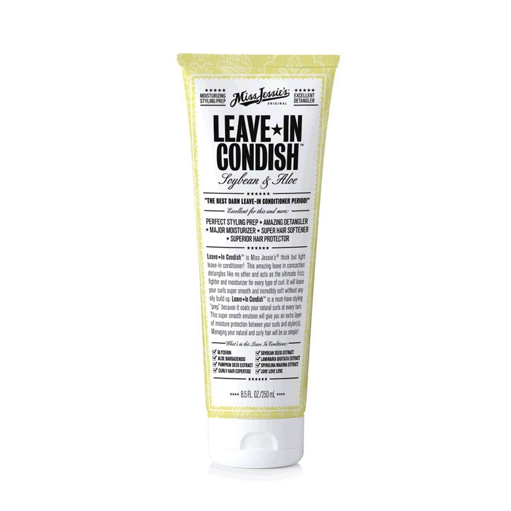 Image of Miss Jessie's Leave In Conditioning Curl Detangler - 8.5 fl oz