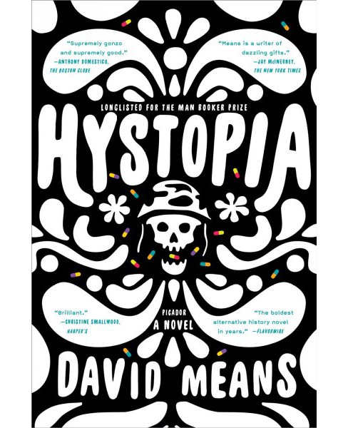 Hystopia (Reprint) (Paperback) (David Means) - image 1 of 1
