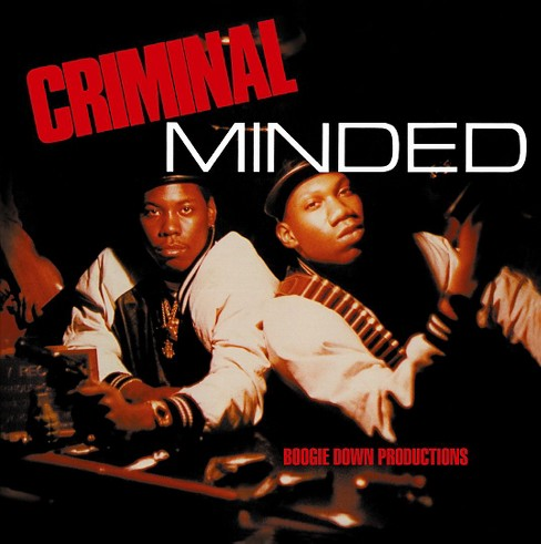 Boogie down producti - Criminal minded (Vinyl) - image 1 of 1