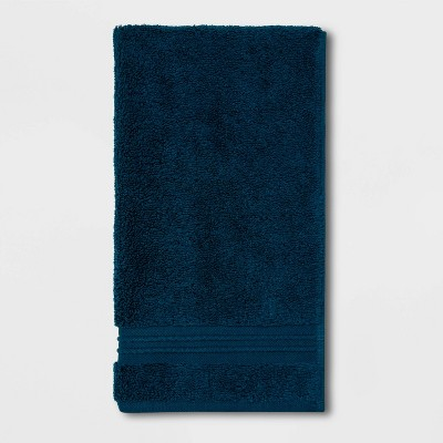 Spa Hand Towel Dark Blue - Threshold Signature™