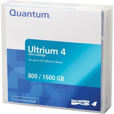 quantum data cartridge, lto ultrium 4, 20-pack