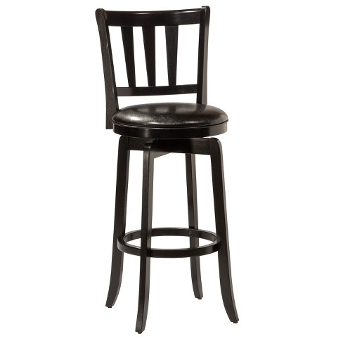 Cool 29 5 Presque Isle Swivel Bar Stool Hillsdale Furniture Squirreltailoven Fun Painted Chair Ideas Images Squirreltailovenorg
