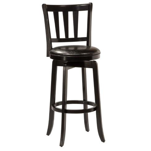Super 29 5 Presque Isle Swivel Bar Stool Hillsdale Furniture Creativecarmelina Interior Chair Design Creativecarmelinacom