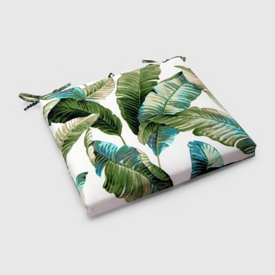 Vacation Tropical Outdoor Seat Cushion - Threshold™