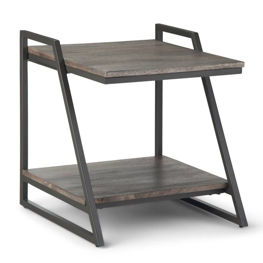 """Image of """"20"""""""" Ellery End Table Carbon Stain - Wyndenhall"""""""